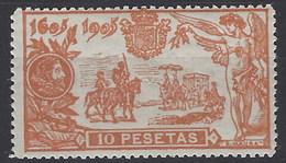 España 0266 ** Quijote. 1905