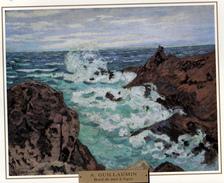 A. GUILLAUMIN - Bord De Mer à Agay - Affiches
