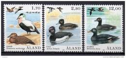 Aland - 1987 - Yvert N° 20 à 22 **