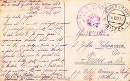 K.u.K. Militarpost 1915 Bileca, Bosnia And Hercegovina - Weltkrieg 1914-18