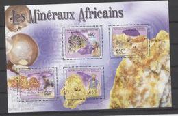 Centrafrique  2011 Minerals Minéraux