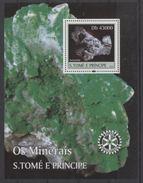 Saint Thomas 2004 Minerals Minéraux Rotary