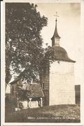 LE LANDERON - CHAPELLE DE COMBES - F. PICCOLO - VIAGGIATA 1927 - (rif. B78) - NE Neuchâtel