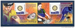 AFRIQUE DU SUD  South Africa A 97/98 Rotary , Informatique , Santé