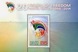 AFRIQUE DU SUD  South Africa Bf 145 Freedom