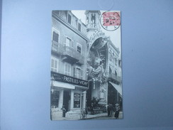 CPA 03 VICHY COMMERCE PASTILLES VICHY THÉÂTRE - Vichy