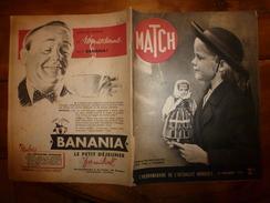 1939 MATCH:The English In War; Pologne;USA;Combat Aérien Curtiss Français Contre Messerschmitt;Le Photographe Brady - Magazines & Papers