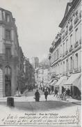 NEUCHÂTEL → Occupé Rue De L'Hôpital Anno 1904 - NE Neuenburg