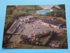 Hotel - Home - Restaurant KOSMOS Rode Berg WESTOUTER / Anno 19?? ( Zie Foto Voor Details ) !! - Heuvelland
