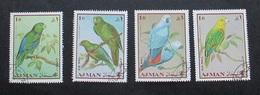 Ajmann 1969 Air Mail Birds