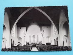 GOOREIND St. Jozefkerk Binnenzicht / Anno 19?? ( Zie Foto Voor Details ) !! - Wuustwezel