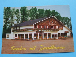 Café Dancing WILLEM TELL ( Mr. En Mevr. Leon Versmissen - Meylemans ) HEIKANT - Anno 19?? ( Zie Foto Voor Details ) !! - Zandhoven