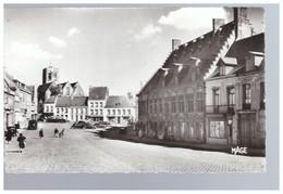 Cassel CASSEL Cpsm  L Hotel De Ville Et La Place - Cassel
