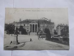 LIMOGES Palais De Justice Et Statue De Gay Lussac 43 - Limoges