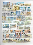 Isle Of Man USED Sets (3 Scans) - Timbres