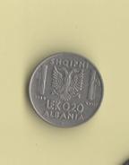 0,20 Lek 1939 Albania - Colonies
