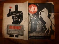 1939 MATCH:L'avion Demain;BAGNES (Cayenne,St-Laurent-du-Maroni,St-Jean,Charvin,L'île Du Diable)+++;ERSATZ En Allemagne - Magazines & Papers