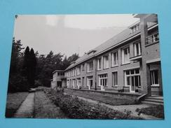 """Verplegingsinrichting """" V """" DE DENNEN Westmalle () Anno 19?? ( Zie Foto Voor Details ) !! - Malle"""