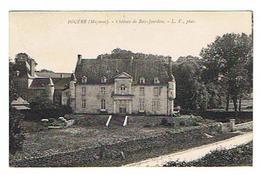 CPA 53 BOUERE Chateau De Bois Jourdan - France