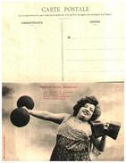 Bergeret 126, Sport Femme Haltérophilie, Faites Des Poids - Bergeret
