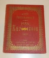 Album  Paris Exposition 1900 - Libri, Riviste, Fumetti