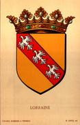 Blason LORRAINE  - R. Louis Del. - Girard Barrere Et Thomas - France