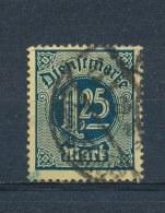 Duitse Rijk/German Empire/Empire Allemand/Deutsche Reich 1920 Mi: DM 31 Yt:  (Gebr/used/obl/o)(1299)