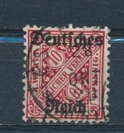 Duitse Rijk/German Empire/Empire Allemand/Deutsche Reich 1920 Mi: DM 58 Yt:  (Gebr/used/obl/o)(1301)