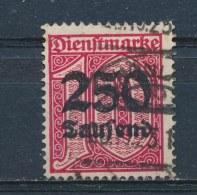 Duitse Rijk/German Empire/Empire Allemand/Deutsche Reich 1923 Mi: DM 93 Yt:  (Gebr/used/obl/o)(1304)