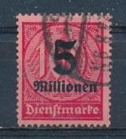 Duitse Rijk/German Empire/Empire Allemand/Deutsche Reich 1923 Mi: DM 98 Yt:  (Gebr/used/obl/o)(1305)