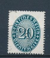 Duitse Rijk/German Empire/Empire Allemand/Deutsche Reich 1927 Mi: DM 119 Yt:  (Gebr/used/obl/o)(1307) - Dienstzegels
