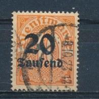 Duitse Rijk/German Empire/Empire Allemand/Deutsche Reich 1923 Mi: DM 90 Yt:  (Gebr/used/obl/o)(1303) - Dienstzegels