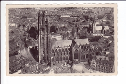 CP Mechelen - Hoofdkerk St. Rombout (Luchtopname) - Mechelen