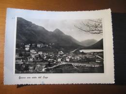 CARTOLINA   -  GANNA CON VISTA LAGO         -  B - 445 - Varese