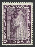 Belgium,  2 F + 40 C. 1928, Sc # B74, Mi # 240, Used