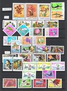 MALDIVES: République Mini Collection De  De 120 TP Divers:poste  1973...1983