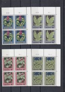 Suisse - Neuf** - Pro Juventute - Année 1993 - YT 1440/43 - Blocs De 4
