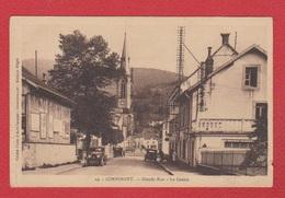 Cornimont  - Grande Rue  --  Le Centre - Cornimont