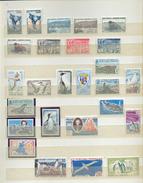 COL 22 - TAAF Début De Collection Qualité *  Charnières Complètes - Cote >950 € - Colecciones & Series