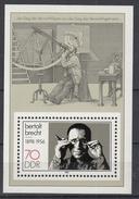 DDR - Michel - 1988 - BL 91 - MNH**