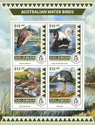SOLOMON Isl. 2016 - Australian Water Birds, Ducks