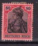 Deutsches Reich, 1915/19, Mi  93 II, * [180217L]