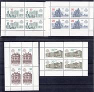 DDR - Michel - 1987 - Nr 3075/78 (Velletjes) - MNH**