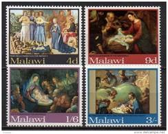 Malawi - 1968 - Yvert N° 88 à 91 ** - Noël