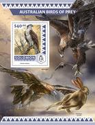 SOLOMON Isl. 2016 - Australian Birds Of Prey, Hare S/S