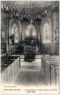 61 SAINT-AIGNAN-sur-ERRE - Inauguration Du Monument Aux Morts - 7 Aout 1927  (Recto/Verso) - France