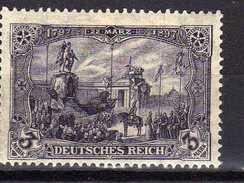 Deutsches Reich, 1915/19, Mi 96 B II B, * [180217L]