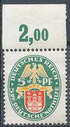 Stamp Germany 1928  MNH Lot#124