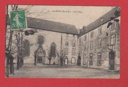 Blamont  -  Le Collège - Blamont