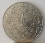 PM. 56. Elisabeth II. 1977 - Royal/Of Nobility